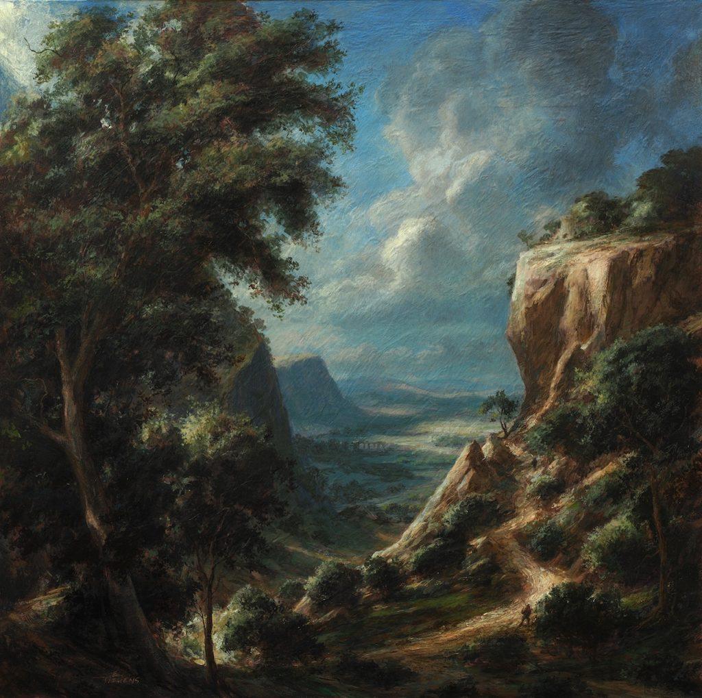 Path_To_Limestone_Canyon